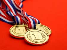 Olympic Gold Medals