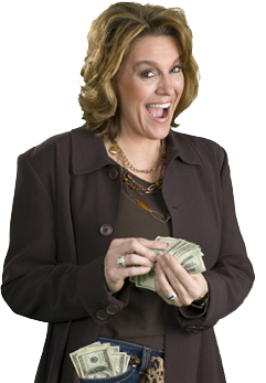 Loral Cash In Your Pocket