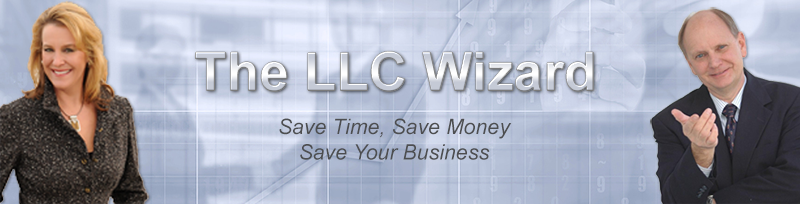 The LLC WIzard - Save Time, Save Money, Save Your Business