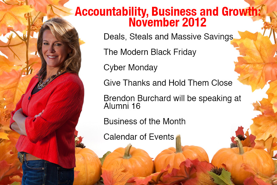 Accountability, Business and Growth: October 2012