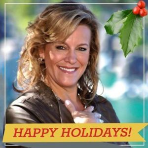 Here's to happy, healthy & wealthy holidays!