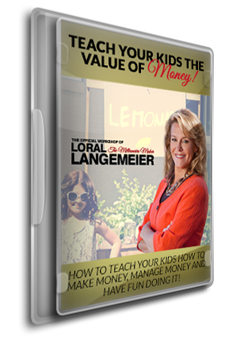 Teach your Kids the Value of Money book