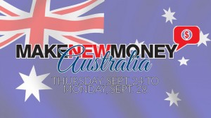 [LEARN MORE THROUGH LINK IN BIO]  My team & I are hosting our inaugural Make New Money Australia event at the end of next week!!!!! If you haven't heard about Make New Money, it's a 5-Day, LIVE online compact version of my signature 3 Days 2 Cash event – it's my newest & hottest training program. It's 100% online – we bringing the tools and tactics that are guaranteed to make you money directly to your home. Check out the crazy successful results from the pervious 5 MNM events we've hosted of this kind: √ 65 participants made over $53,000 in November 2014 √ 70 participants made over $153,000 in January 2015 √ 110 participants made over $60,000 in March 2015 √ 100 participants made over $40,000 in June 2015 √ 85 participants made over $60,000 in August 2015 The MNM AU event is taking place from September 24-28, 2015. We've received incredible feedback from this event 5 times in a row and I'm so happy to announce that our 6th event will be specifically catered to our community down under! Can you tell I'm excited? ↗️↗️↗️ You can get the full details of the event through the link in my bio. Even if you can't make it, pay it forward to someone in your network and get them into this wealth creation training...their lives will be changed for it. Cheers and hope to see a lot of you here! #MakeNewMoney #Australia #Aussie #AussieAussieAussie #LoralLangemeier #entrepreneurship #wealth #training #business #marketing #sales #invention #startup #newbusiness #LiveOutLoud #smallbusiness #entrepreneur #businessowner #CEO #founder