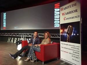On the 'Habitude Warrior' stage with my dear friend Erik Swanson aka @habitudewarrior! #motivation #habitudes #YOUREAWESOME