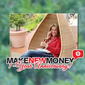 The 1-year anniversary of Make New Money kicks off tomorrow morning...such an exciting time for me, my team and the amazing people who have made all of this possible – YOU! #100KChallenge #MakeNewMoney #investment #wealthcreation #entrepreneurship #entrepreneurlife #startuplife #liveyourdream #LoralLangemeier #wealth #training #business #marketing #sales #invention #startup #l4l #f4f #first #LiveOutLoud #smallbusiness #entrepreneur #businessowner #CEO #founder #linkinbio #leadership #sales #hardwork #dreambig #privateplane