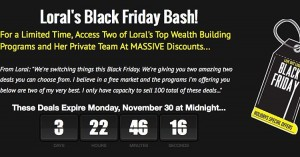 9 out of 10 startups and new businesses fail. Here's how to be the 1: https://liveoutloud.com/blackfriday2015/ #BlackFriday #AskForTheCash #blackfridaysale #MakeNewMoney #investment #wealthcreation #entrepreneurship #entrepreneurlife #startuplife #liveyourdream #LoralLangemeier #wealth #training #business #marketing #sales #invention #startup #l4l #f4f #first #LiveOutLoud #smallbusiness #entrepreneur #businessowner #CEO #founder #linkinbio #leadership #sale