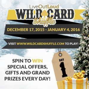 It's that time of the year again! Check out my annual Live Out Loud Wild Card Shuffle! Spin to win special Offers, Gifts and Grand Prizes Everyday! It's easy to play and it's absolutely FREE. Visit www.WildCardShuffle.com and spin-to-win daily :) #freebie #giveaway #wealthcreation #entrepreneurship #entrepreneurlife #startuplife #liveyourdream #LoralLangemeier #wealth #training #business #marketing #sales #invention #startup #l4l #f4f #first #LiveOutLoud #smallbusiness #entrepreneur #businessowner #CEO #founder #linkinbio #sale #wildcardshuffle