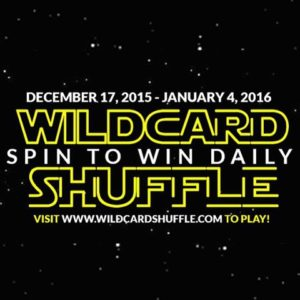 AWAKEN THE ENTREPRENEURIAL FORCE WITHIN... I'm giving away more than $45,000 in prizes this holiday season during my Wild Card Shuffle ... http://wildcardshuffle.com/ Free to play, every spin is a winner, massive discounts on my top programs, runs through January 4, my biggest giveaways of the year – take the next step in your business & income earnings. USE THE FORCE, ENTREPRENEUR! #starwars #entrepreneurship #entrepreneurlife #startuplife #theforceawakens #LoralLangemeier #markcuban #investor #wealth #training #business #marketing #sales #invention #startup #l4l #f4f #first #LiveOutLoud #smallbusiness #entrepreneur #businessowner #CEO #founder #linkinbio #sale #freebie