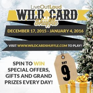 I'm continuing my mission to revolutionize the way in which people take responsibility for their financial lives by creating conversations about money. My annual Wild Card Shuffle aims to do just that – it's a 3-week long special with over $45,000 in grand prize giveaways. Get in on it here, totally free to play > http://www.wildcardshuffle.com Invest in yourself this holiday season! #HustleThroughTheHolidays