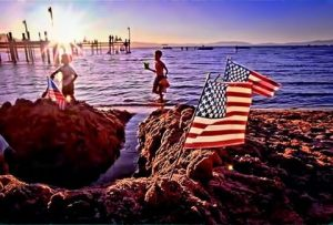 From my team & loved ones, Happy 4th of July to you & yours from beautiful Lake Tahoe! #happy4th #LakeTahoe #IndependenceDay