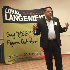 Franchising expert Fred Auzenne kicking off day 1 of my Big Table program in Salt Lake City! This is the first Big Table program we've hosted outside of my headquarters in Lake Tahoe in years! Excited to take this group of entrepreneurs to the next level in their businesses and lives ↗️ #LoralsBigTable #SaltLakeCity #entrepreneurship #lorallangemeier #business #businesswoman #marketing #sales #first #l4l #f4f #moneymoneymoney #franchise